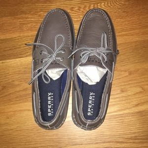 Sperry Top-Sider Men's size 10 grey shoes